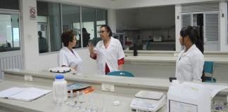 Culminó la visita de la par académica o evaluadora externa Ana Esperanza Franco Molano, con miras a la Acreditación de Alta Calidad del Programa de Biología.