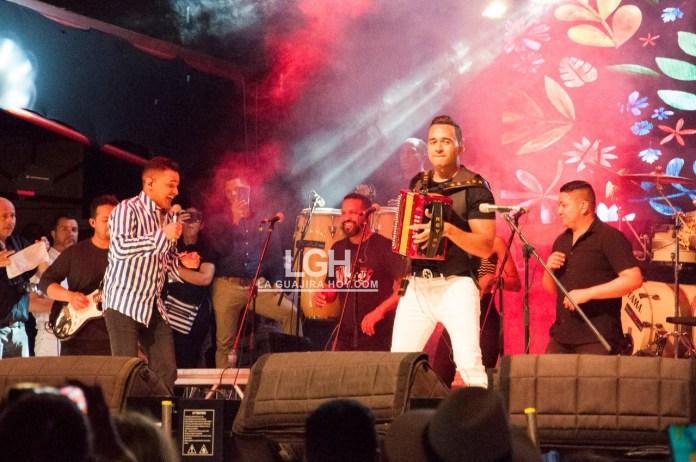 Jorgito Celedón, también puso a su Villanueva del alma a corear sus canciones.