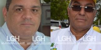 Carlos Arturo Robles Julio y Jhon Eduardo Fuentes Medina.