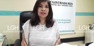 Rut María Escobar.