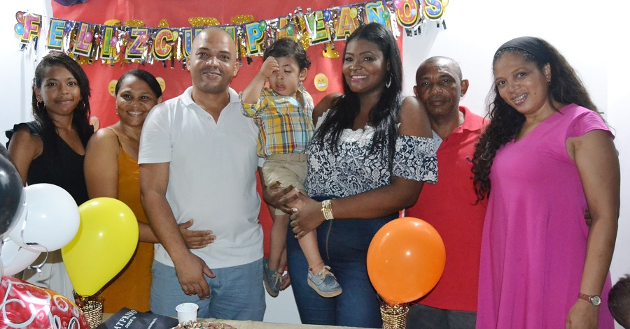 Cumpleaños de Ana Gabriela Mena Mejía en Riohacha - La Guajira Hoy.com
