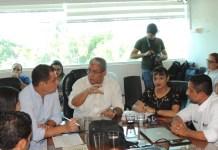 La comisión fue recibida por el gobernador (e) del Departamento Jhon Fuentes Medina, junto al gobernador electo Nemesio Roys Garzón, quienes escucharon detenidamente el proyecto que busca acercar más a los nativos de los centros urbanos.