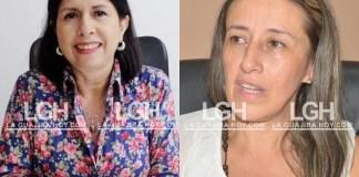 Alba Lucia Marín Villada, Grisela Monroy Hernández.