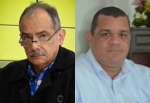Gonzalo Guillén, Carlos Arturo Robles Julio.