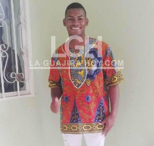 Joven fue asesinado en la mañana de este lunes en Riohacha - La Guajira Hoy.com