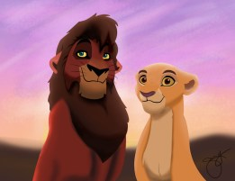 Kiara y Kobu