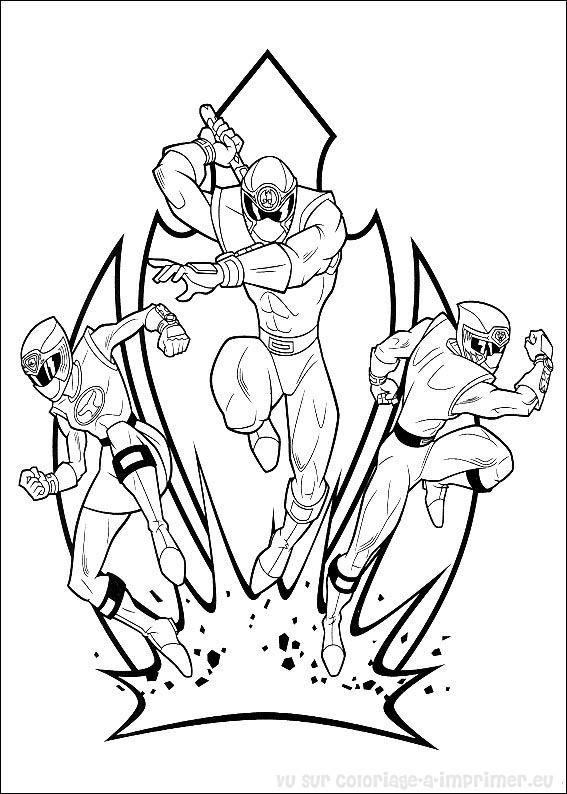 Coloriage Power Ranger Power Rangers Ninja Steel Index Of Modern