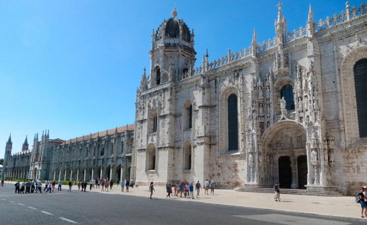 Monasterio de los Jerónimos - La Guía de Lisboa