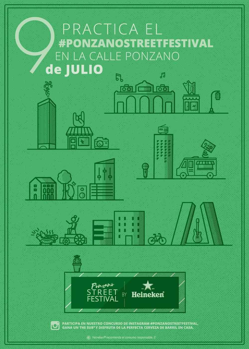 Heineken_Cartel Ponzano Street Festival