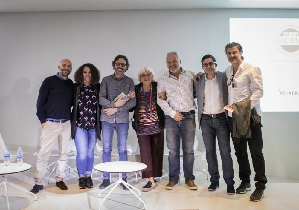 Culinary Action!Barcelona y sus gastroemprendedores