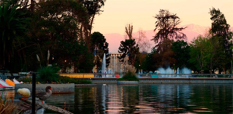 Parque Quinta Normal - Guía de Santiago