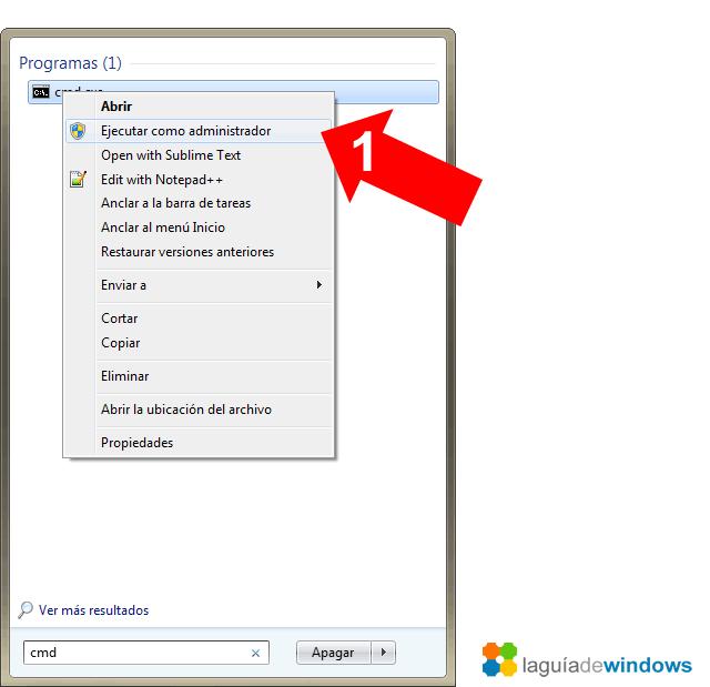 Habilitar TRIM en Windows 7
