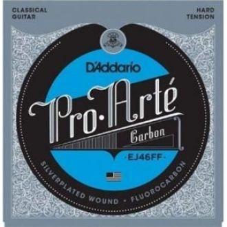 D' Addario - EJ46FF, las mejores cuerdas de guitarra flamenca