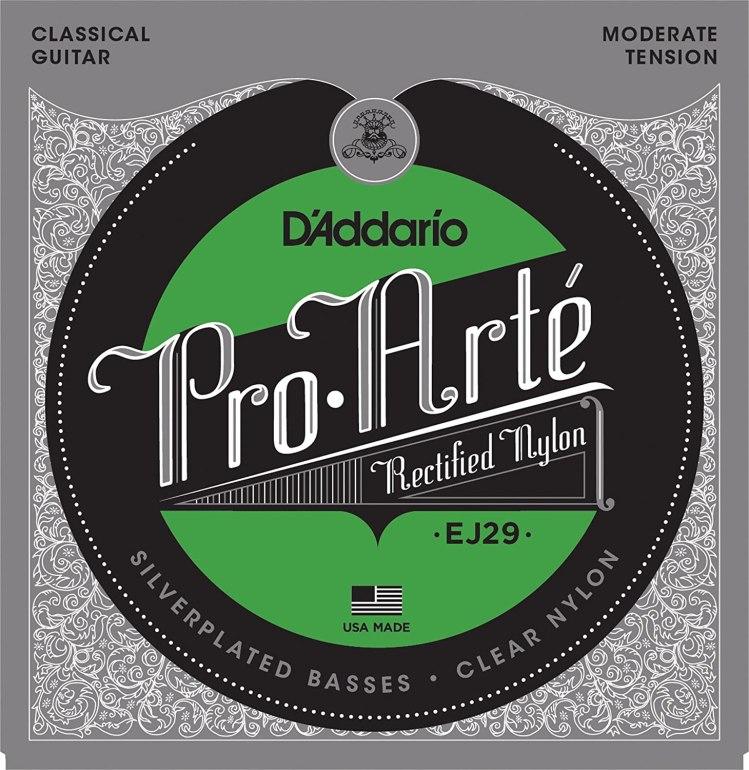 Cuerdas de guitarra flamenca D'Addario EJ29