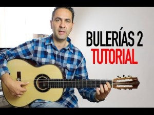 Como tocar bulerías guitarra