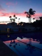 A beautiful sunset at LBCP!