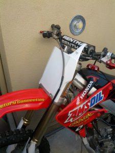 04 Honda CRF250 for Sale