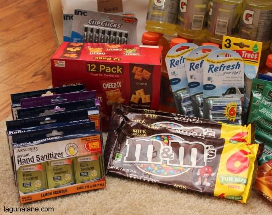 Police Appreciation Bags Supplies | LagunaLane.com