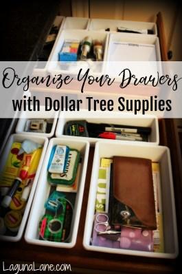 Organize Your Drawers -Vertical | Laguna Lane