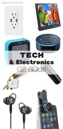 Tech Gift Guide | Unique & Useful Electronics Gifts for Everyone | Laguna Lane