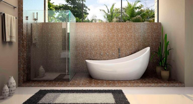 El baño: un lugar de relax reinventado