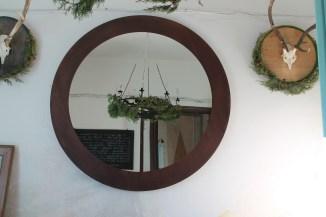 Espejo YERRO dseñado por La Habana Decoración