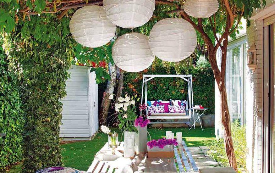 Ideas para decorar jardines en ticos y terrazas la - Decorar la casa barato ...