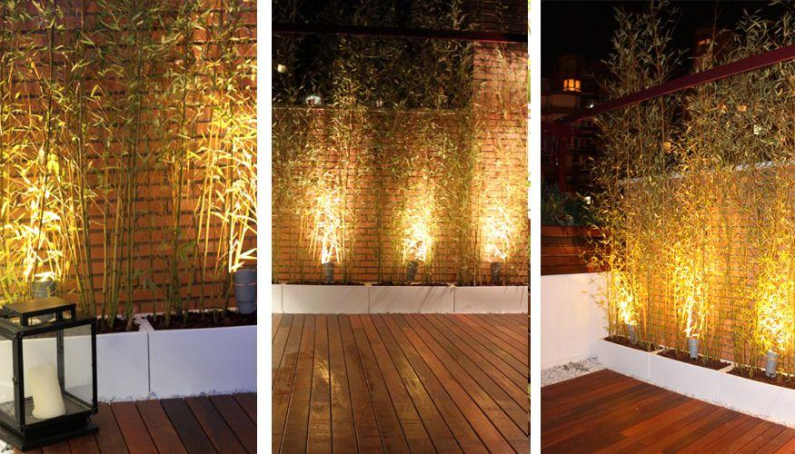 diferentes estilos de iluminacin de jardn en ticos