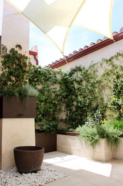 5 ideas para decorar tu terraza con estilo la habitaci n verde - Velas jardin ...