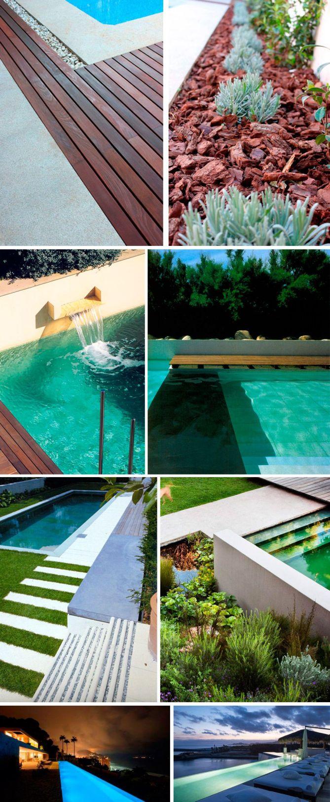 piscinas de diseño
