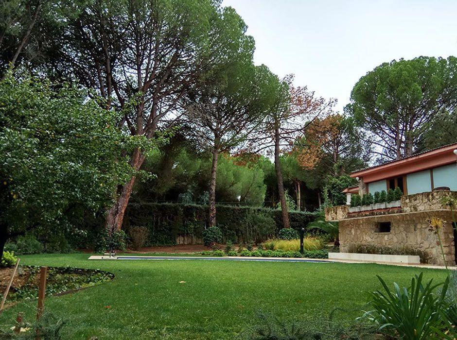 Jardín en San Ramón