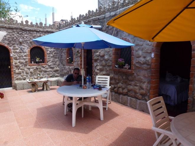 Hôtel Oasis - Riobamba