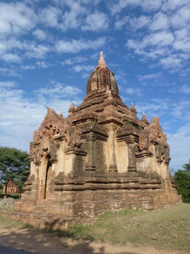 Temple de Bagan