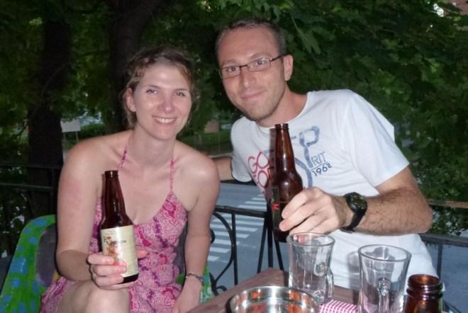 Montréal Emilie & Clem