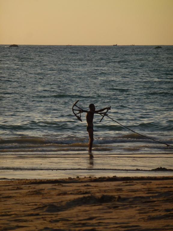 Pêcheur à Ngapali