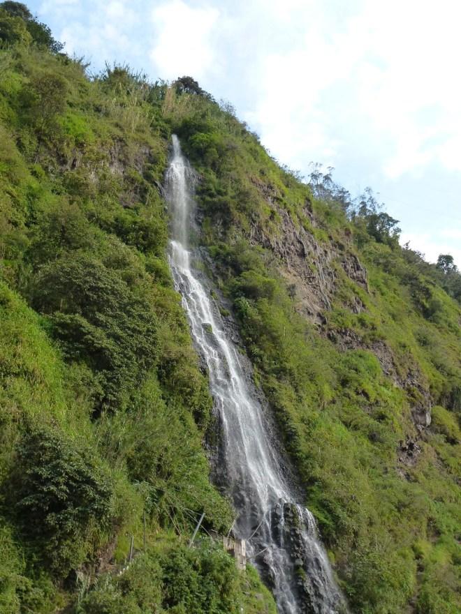 Cascade de Baños