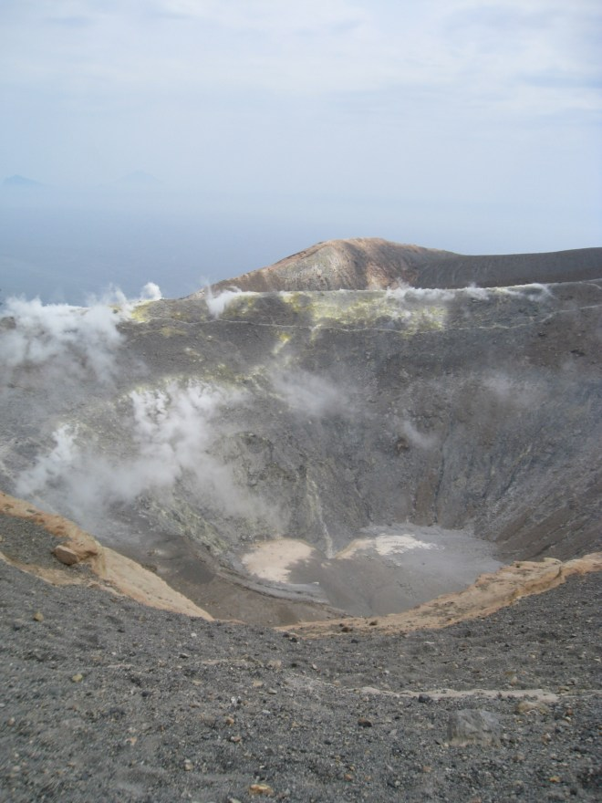 Fossa di Vulcano - Sicile