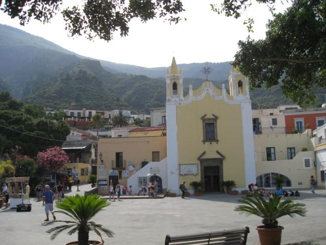 Eglise de Salina - Sicile