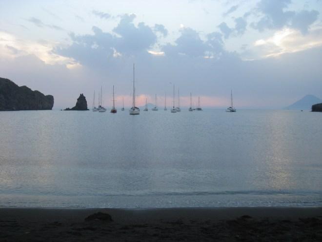 Spiaggia Sabbia Nera - Vulcano