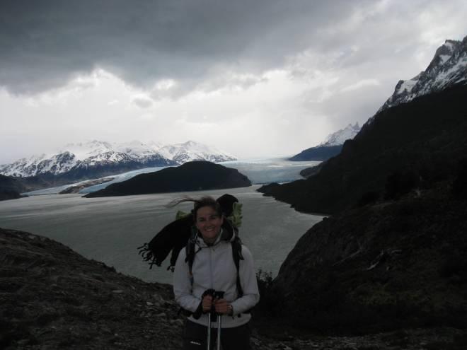 Glacier Grey, Torres del Paine - Patagonie