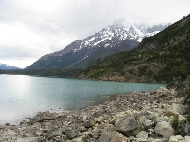 Lac Nordenskjold, Torres del Paine - Patagonie