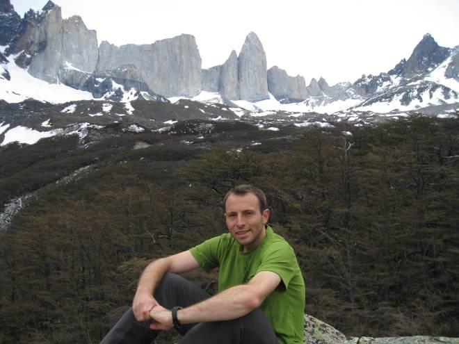 Mirador de la vallée del Francés, Torres del Paine - Patagonie