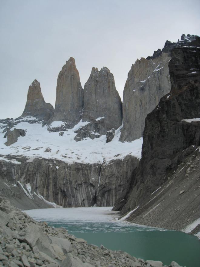 Las Torres, Torres del Paine - Patagonie