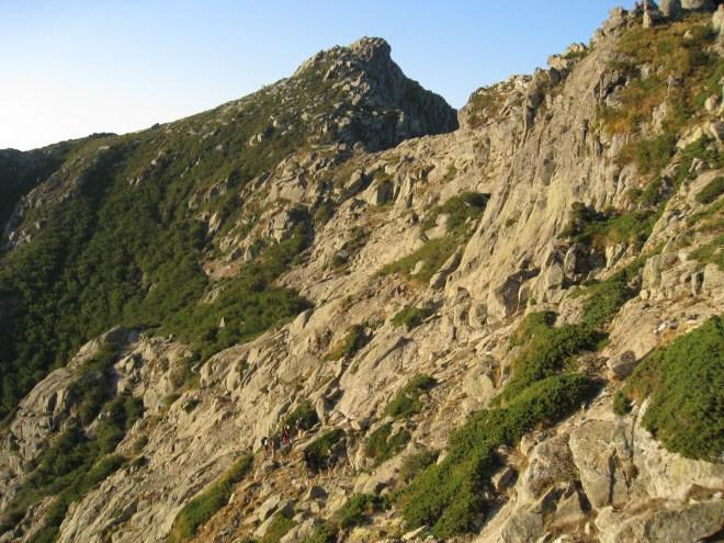 Punta di a Capella - Bocca di Laparo - GR20