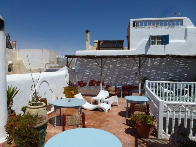 Hôtel Dar Adul Essaouira - Maroc