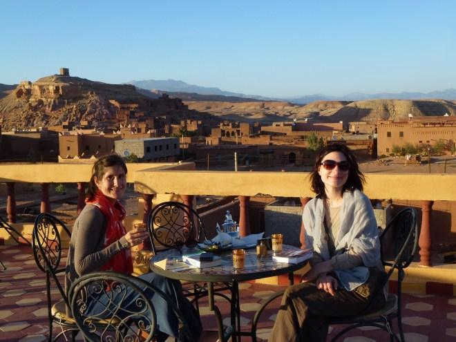 Kasbah Valentine - Ait Ben Haddou - Maroc