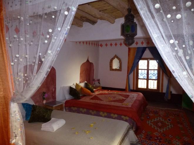Dar Timitar - Vallée des roses - Maroc