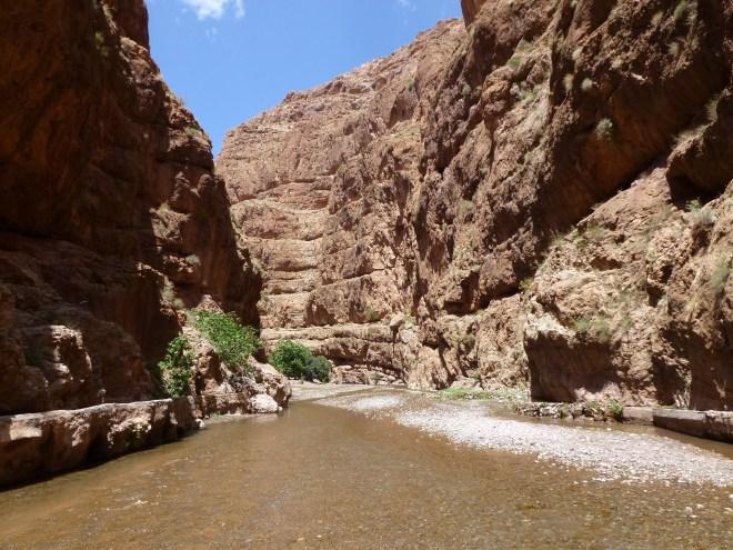 Gorges du M'Goun - Maroc