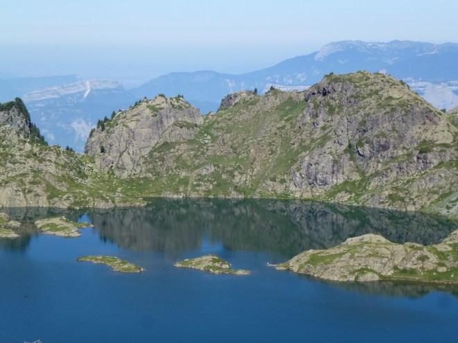 Lacs Robert - Alpes
