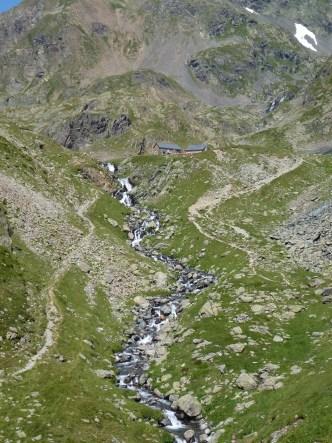 Refuge de la Pra Belledonne Alpes